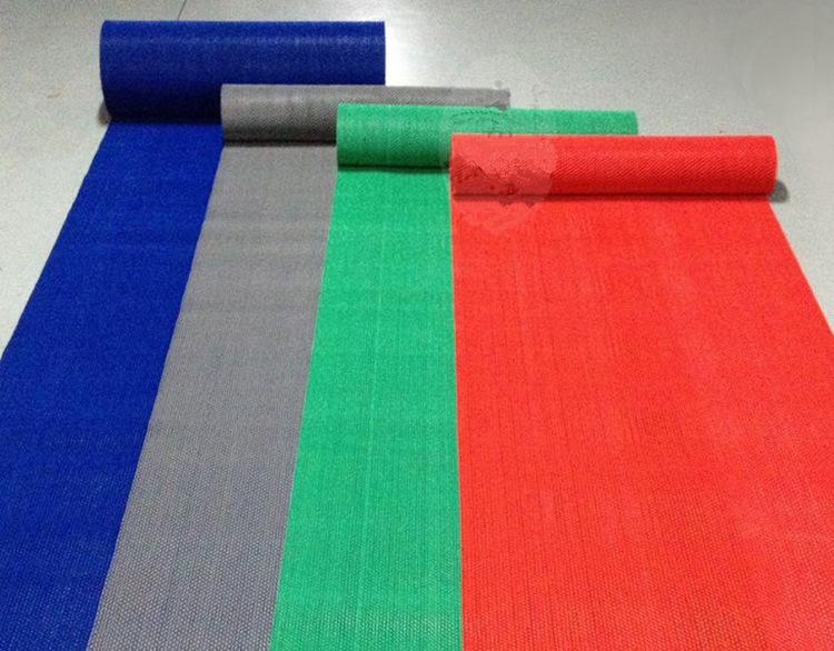 6d Pvc Heavy Duty Cushion Mat Roll