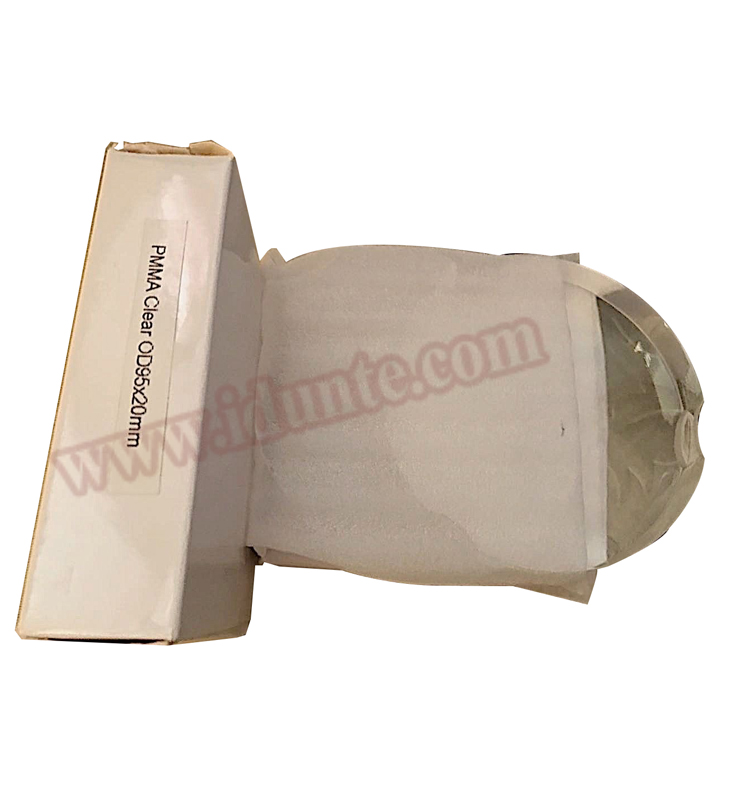 Resin Material Temporary Crown Dental PMMA Blocks