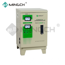 MINGCH Asia Svc 5Kva Ac Automatic Voltage Regulator Stabilizer With Best Price