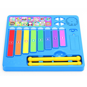 2017 customized kids funny piano music instrument for educational toys