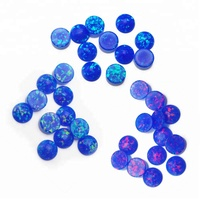 Hot sale ready stock Synthetic cabochon fire opal beads wholesale from Japan, similar to ethiopian & mexican opals