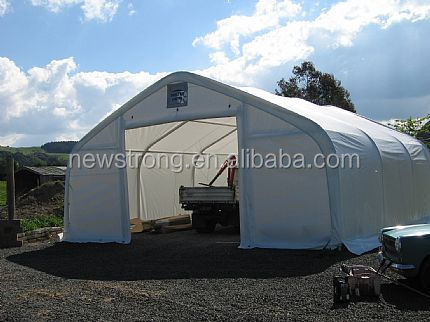 Waterproof PVC Fabric Winter Storage Shelter