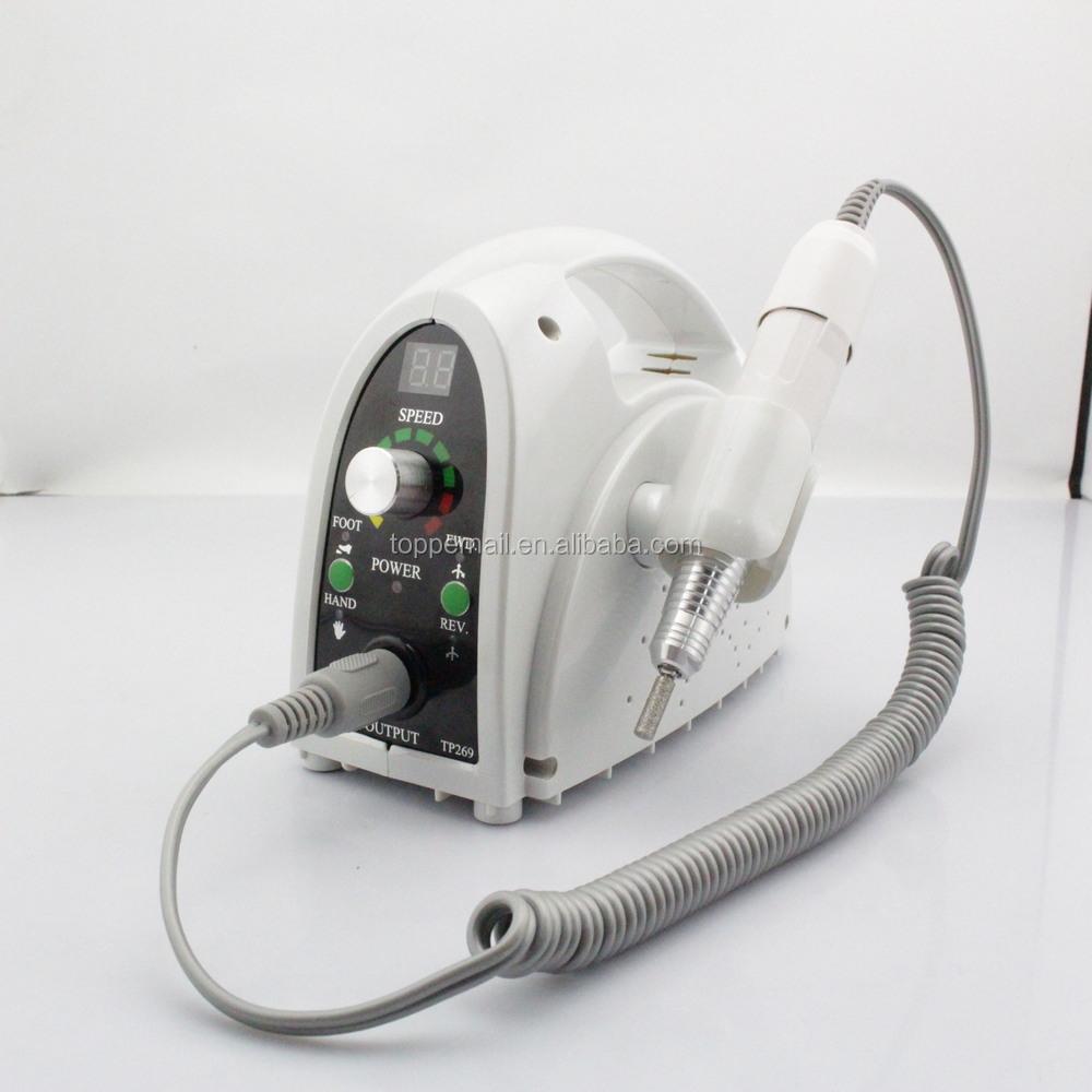 2015 Melhor Vender Elétrica Prego Broca 35000 Rpm Podologia ...