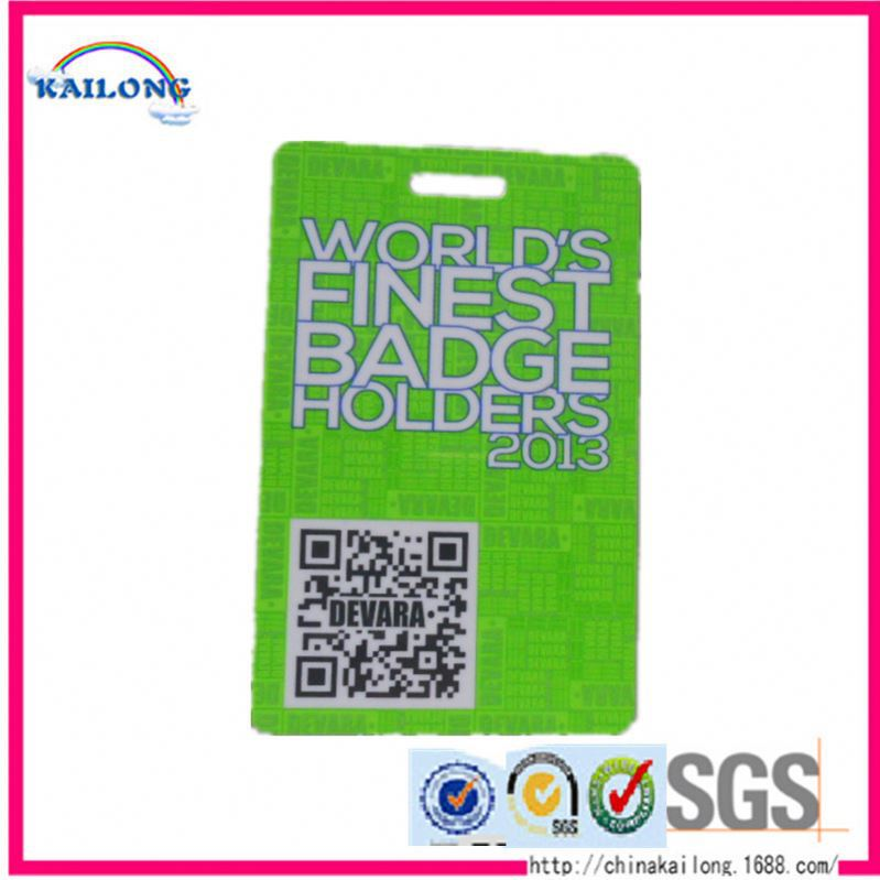 Hot Selling Printing Transparent Pvc Magentic Business Card