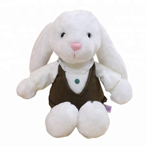 12 Inch Kids Animal Rabbit Plush Stuffed Toy