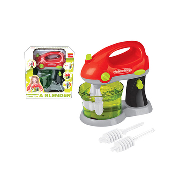 Electronic Appliances Toys Series Kids Blander With Fruit Mixed,Music Light Functions