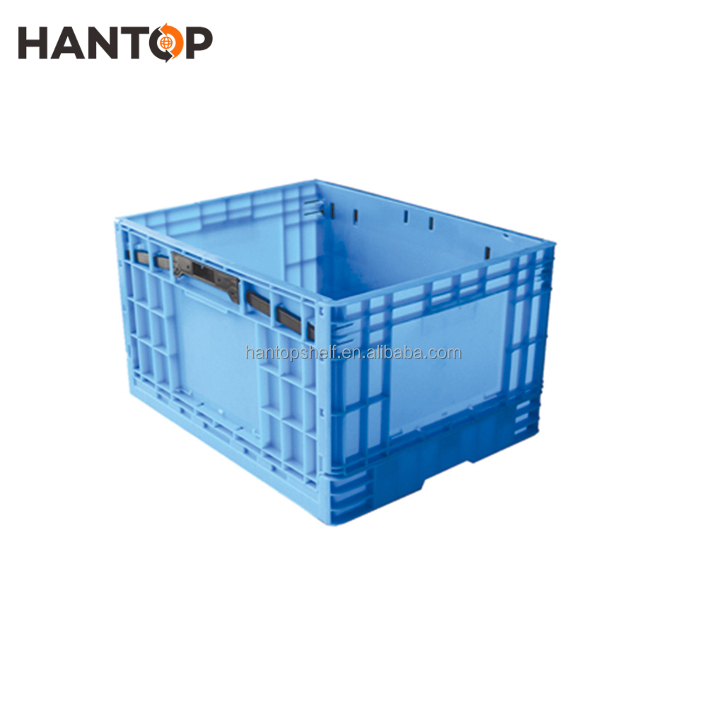Hot sale straight wall transparent plastic storage container HAN-FB03 2654