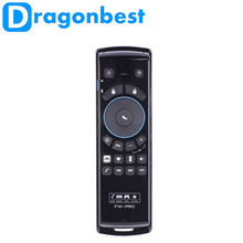 Goedkope 2.4 GHz Mannelijke <span class=keywords><strong>F10</strong></span> Pro Draadloze Air Mouse Met Qwerty-toetsenbord Voor Android TV, Computer en TV