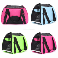 Pet Carrier Airline Approved Breathable Portable Dog Carrier