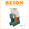 BEION Low Price Machine Plastic Crushing Plant For Injection Machine