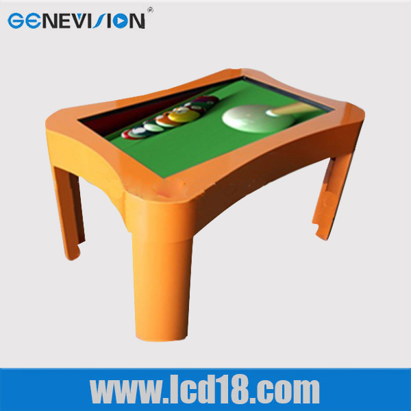 42 inch table commercial lcd kiosk signage advertising display 3g wifi touch screen ad players child desk blackboard