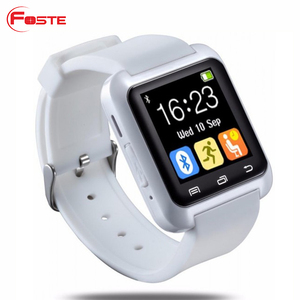 OEM Fitness Wifi Sport Bluetooth u8 Smart Watch Phone with Camera and SIM Card slot