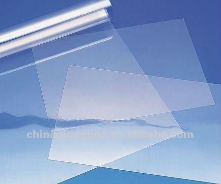Hoja de pel cula de pet transparente para el embalaje de - Laminas de plastico transparente ...