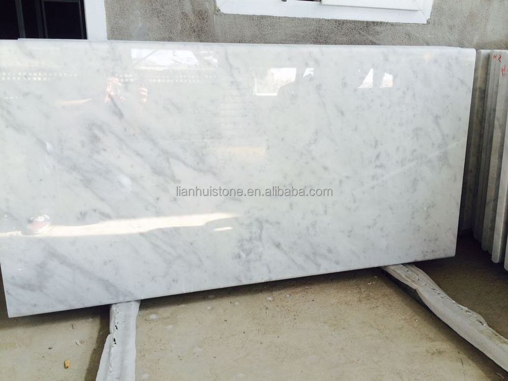 Italiano pulido carrara blanco m rmol blanco buy product for Marmol carrara precio