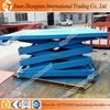Stationary scissor lifter work platform large table size with CE certification price