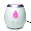 Home White Moist Air Electric Touch-screen Button 7 Color Change Aromatherapy Essential Oil Diffuser Humidifier