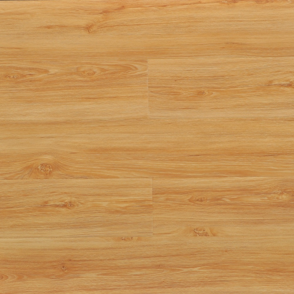 V edge Natural Light Yellow Planks Bamboo Laminate flooring Floating Click