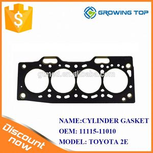 Excavator Engine Spare Parts 11115-11010 Head Gasket Test Kit for TOYOTA 2E