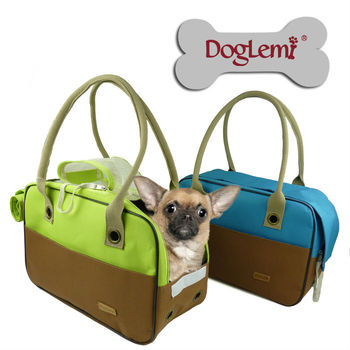 Free shipping! Outdoor Pet Dog Handbag Portable Dog Food Packaging Bag