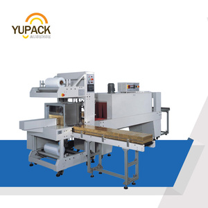 Automatic Sleeve Sealing Pallet Type Tray Type Shrink Wrapping Machine