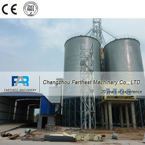 Good Price Wheat/Rice/Grain Silo Manufacturers In China