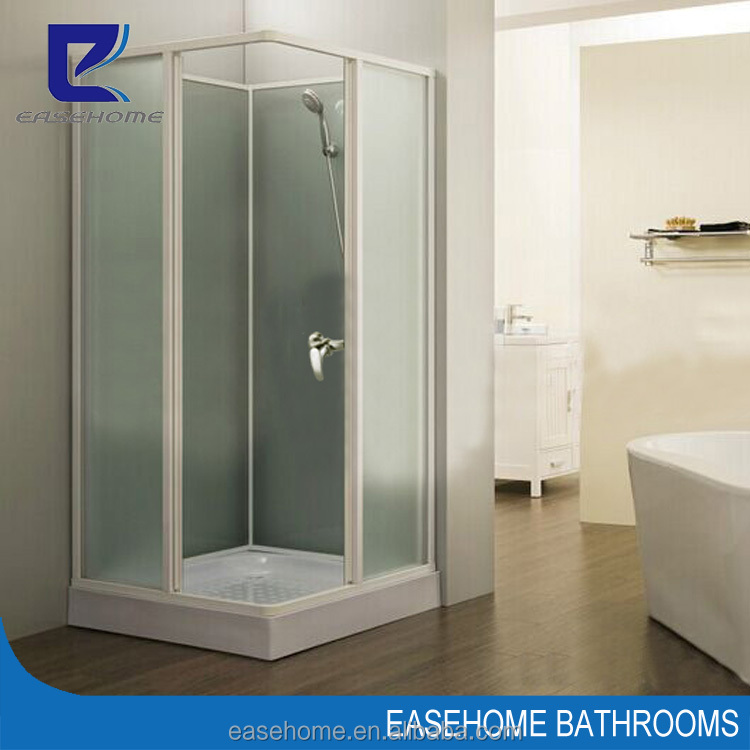 Cheap Square 4 Sided Shower Enclosures With Shower Faucet - Buy ...