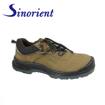 Anti-puncture leather basic safety shoes Wholesale Delta steel toe safety shoe PU sole safety shoes Germany RS028