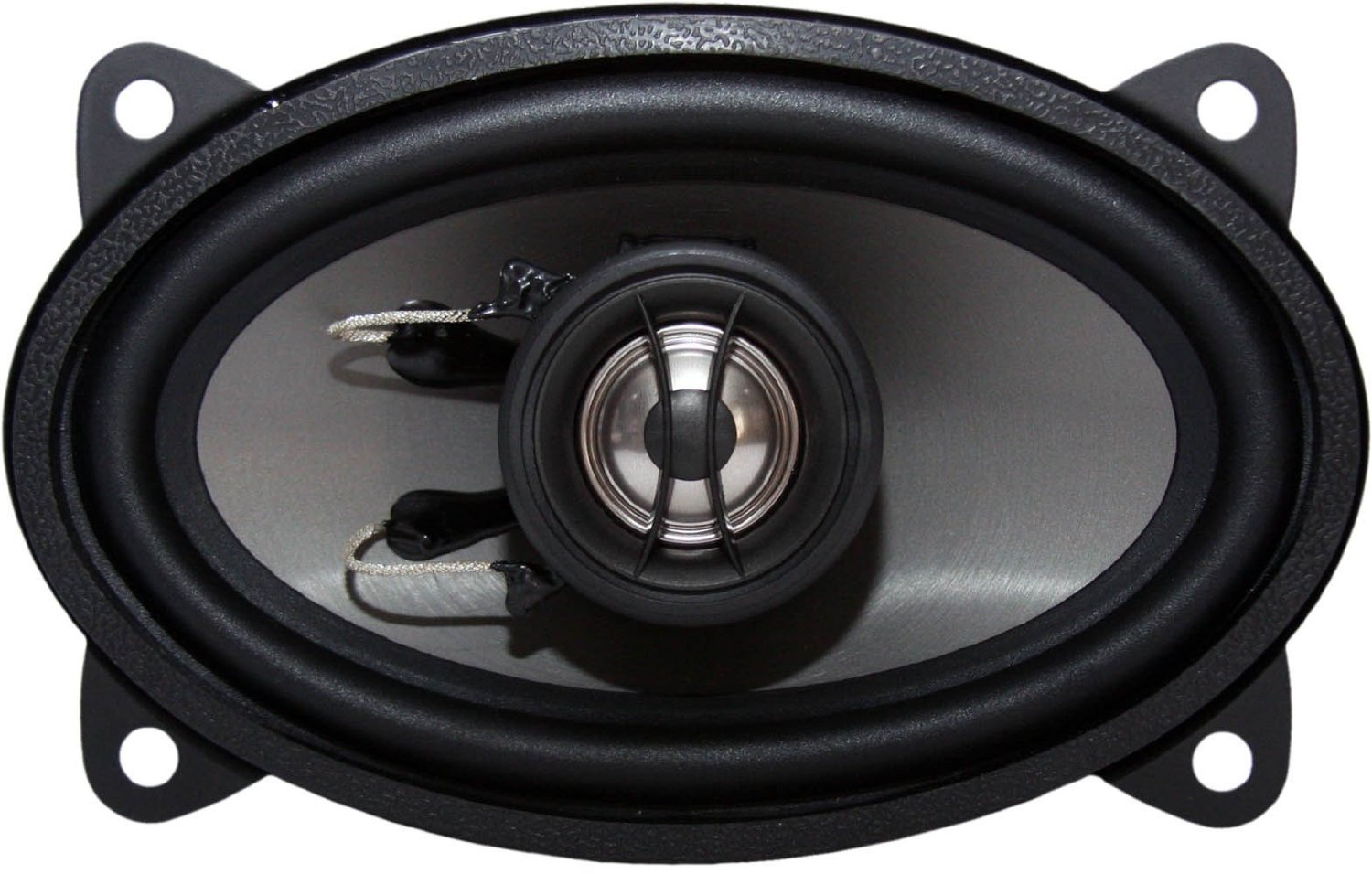 Earthquake Sound T46 4x6-inch 2-Way TNT Series Coaxial Speakers (Pair)