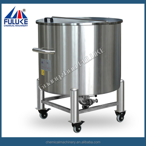 FCG stainless steel metal 20m3 square water storage tank