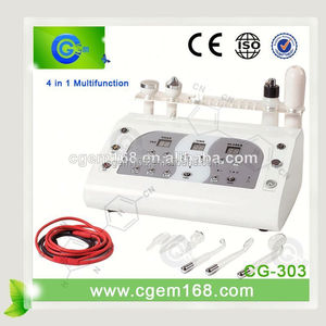 CG-303 4 in 1 ultrasonic beauty salon instrument for skin care