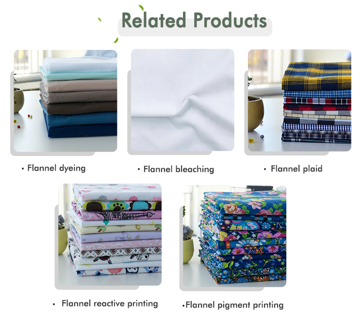 Factory price wholesale 150gsm print flannel fabric for baby wear clothing