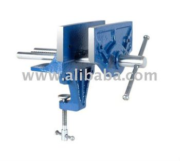 Wood Working Vise Portable 150mm Buy Bench Vice Product On Alibaba Com