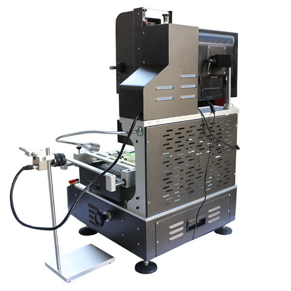 Optical Alignment ACHI HR15000 Mobile Phone BGA Rework Station