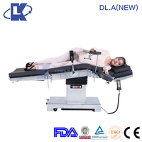 DL.A medical Electric Gear Operating Table folding X-Ray Compatible Stainless Steel electric table operating table hospital