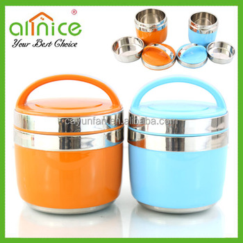 hot food thermos containers/take away lunch box/stainless steel food storage container  sc 1 st  Alibaba & Hot Food Thermos Containers/take Away Lunch Box/stainless Steel Food ...