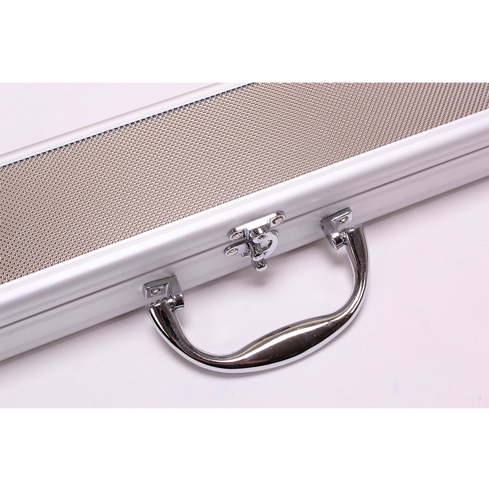 "Billiard cue case 60"" 1pc 2 cues aluminum snooker cue case"