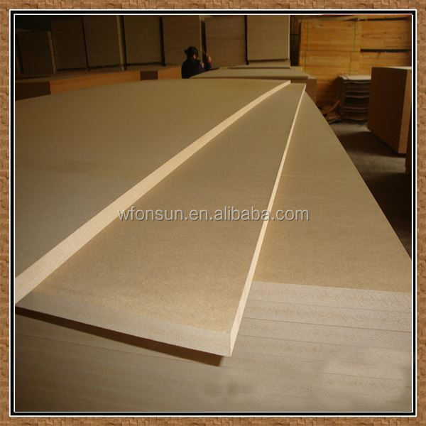 wholesale reliable quality fire proof mdf board for construction