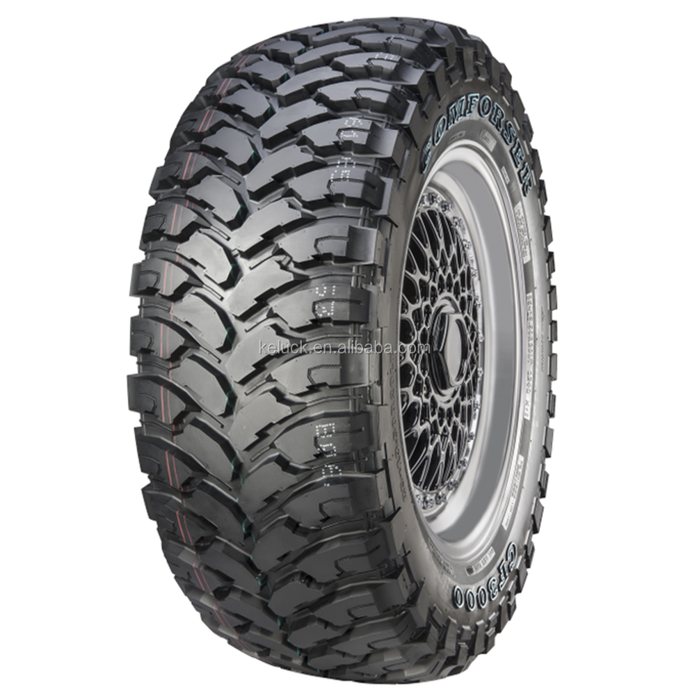 comforser Off-road vehicle tire 33*12.50R17LT 33*12.50R20LT New mud 4*4 tires high quality china passenger jeep car tyre
