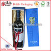 wine bottle cardboard carrier