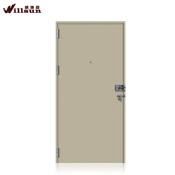 Hot Sale Fire Exit Door With Glass Wooden Door Frame - Buy Fire Exit ...