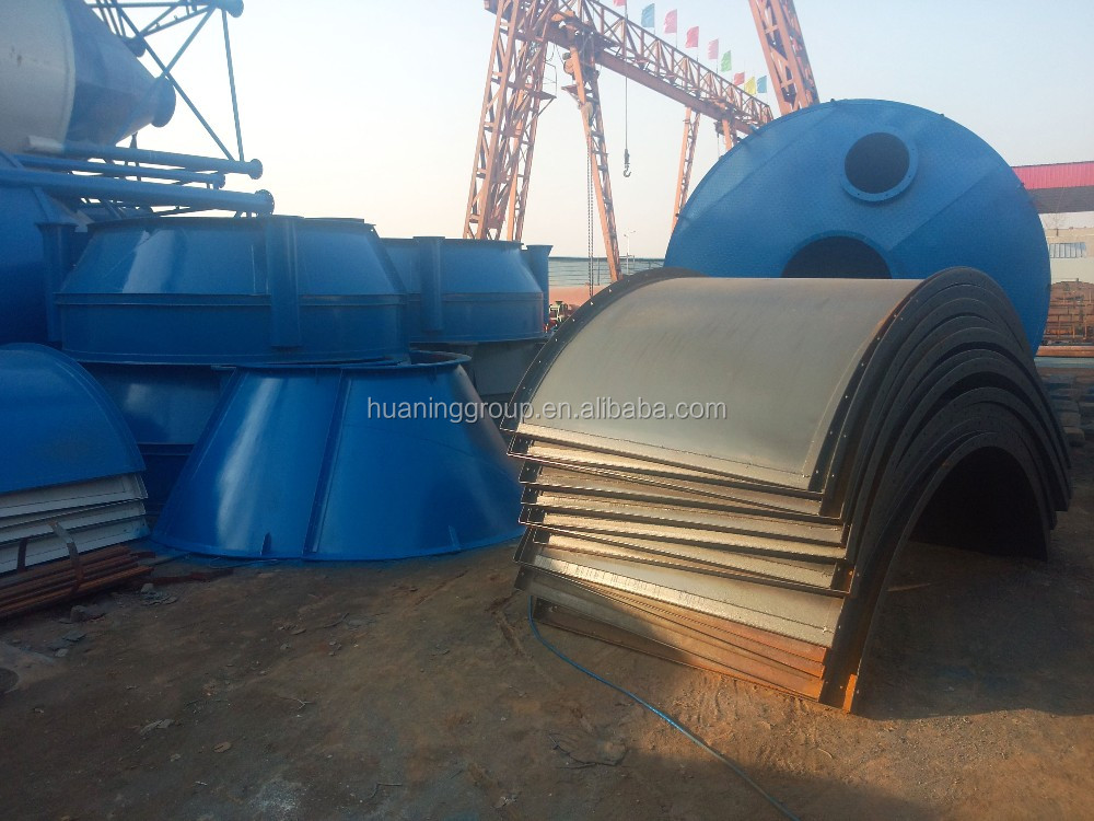 High Quality Small GHrain silo Customized 30-150T Cement Silo Price