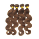 Angel body wave new style crochet braids on weft with human hair in kenya
