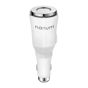 Nanum usb electric air freshener aromatherapy car essential oil aroma diffuser