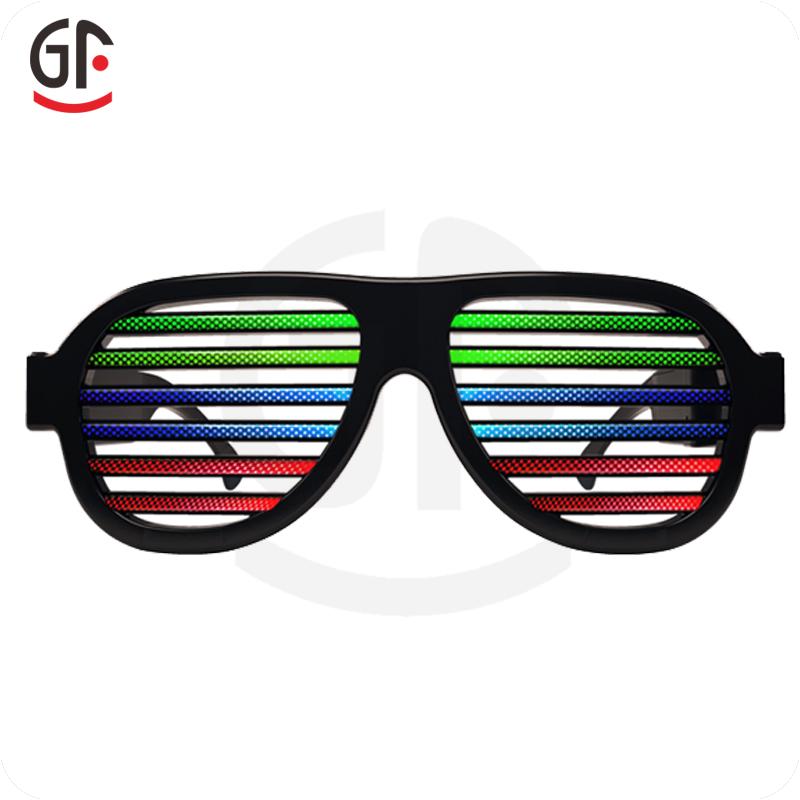 22f2b55b1a499 Chinese Products Novelties Perfect Promotional Gifts Flashing Custom  Novelty Led Light Sunglasses Sound Activated - Buy Novelty Led Light  Sunglasses Sound ...