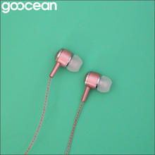 Goocean Star headphone earphone/cute mp3 earphone with best quality and low price