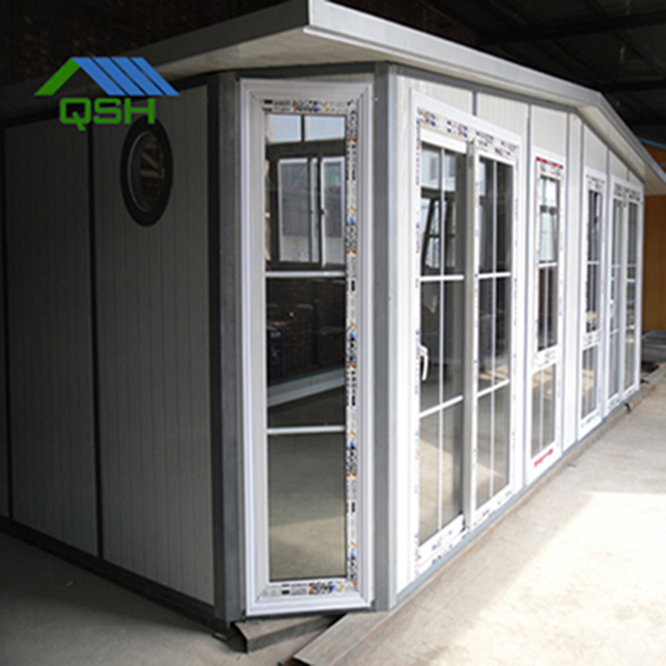 Australian standard mining prefabricated camp accommodation houses