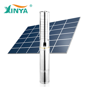 10hp irrigation deep well submersible solar water pump