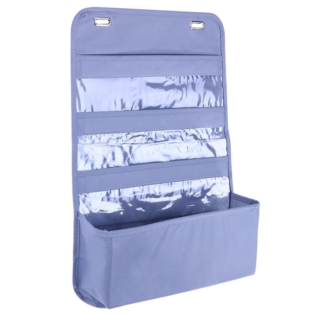 Get Quotations Awakingdemi Wall Mounted Storage Bag Multi Layer Non Woven Fabric Door Wardrobe Kitchen