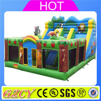 Professional Vender Inflatable Bouncer Castle For Sales