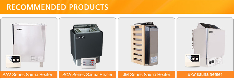Factory wholesale heater for saunas room